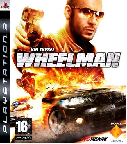 The Wheelman MIDWAY The-wheelman
