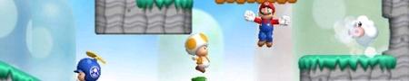Mario Bros Wii