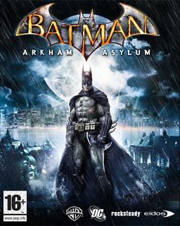 Arkham Asylum boxart